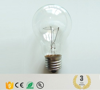 Clear Filament Bulb Brand New Halogen Factory Direct 200w Incandescent Light Lumens