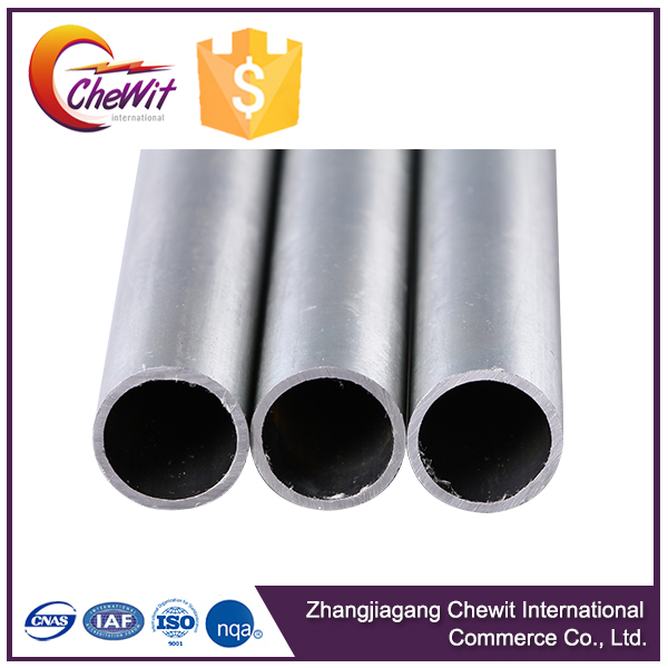 ISO certificated seamless stainless steel pipe /tube made in china