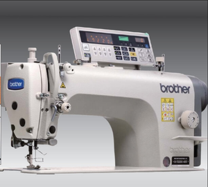 Used brother computerized lockstitch sewing machine with low price for garment factory