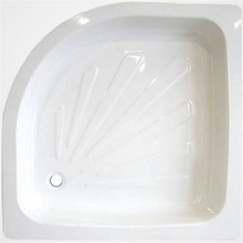 deep type sector enamel shower tray sector shower base
