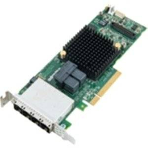 "Adaptec, Inc - Adaptec Raid 78165 - 6Gb/S Sas - Pci Express 3.0 X8 - Plug-In Card - Raid Supported - 0, 1, 1E, 5, 6 Raid Level - 24 Sas Port(S) ""Product Category: I/O & Storage Controllers/Scsi/Raid Controllers"""
