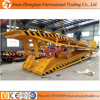 20 tons loading capacity Mobile Hydraulic Loading Dock Ramp with Container