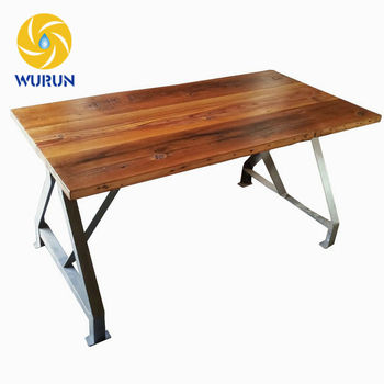 Factory Price Free Drawing Stainless Tube Tapered Triangle Base Metal Table  Legs Malaysia