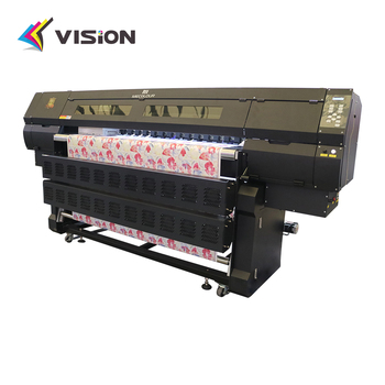 Mecolour Brand 1 2m/1 6m/1 8m Best Dye Sublimation Printer With 5113 Or Dx5  Print Head For Sublimation Printing - Buy Sublimation Printer,Best