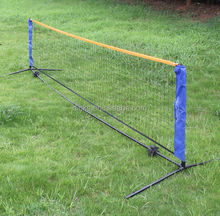 Mini Foldable Tennis Net, Portable tennis net set for sale