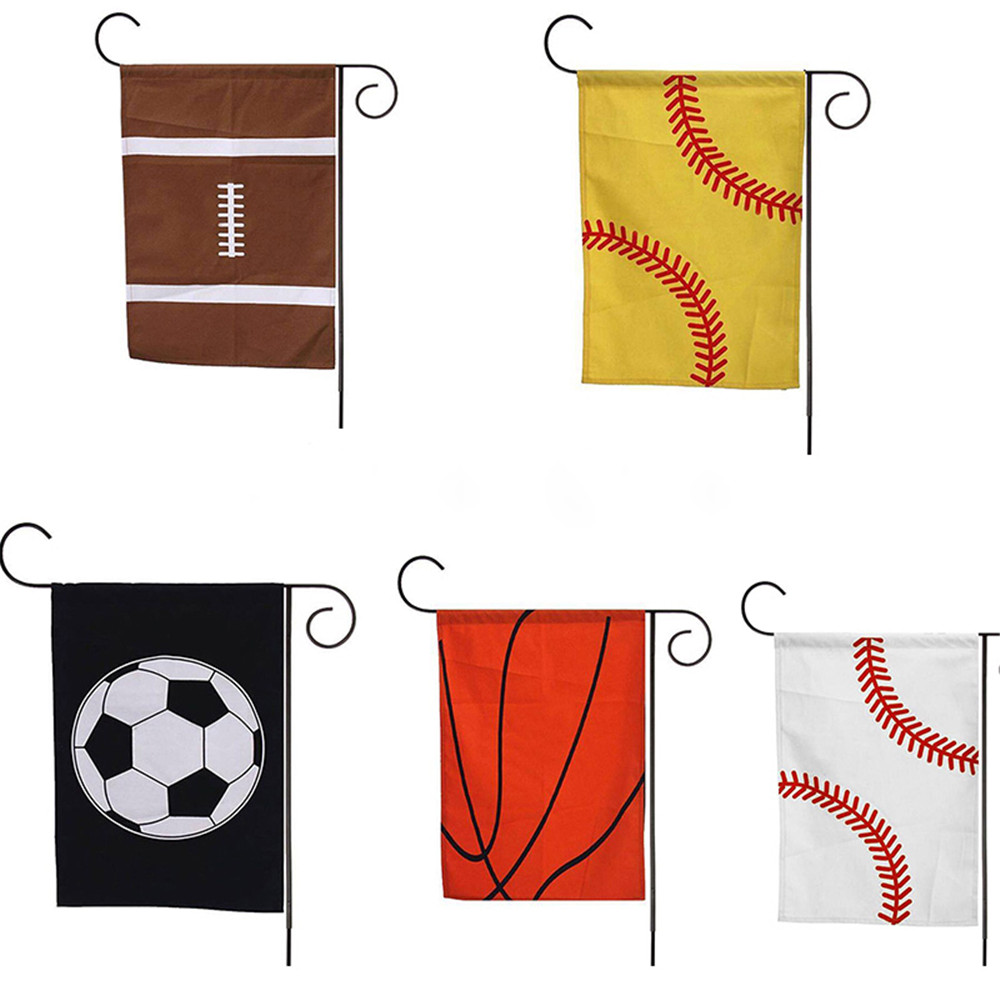 Wholesale Personalized Decorative Sport Garden Flag