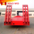 Heavy Construction Equipment 4 axle 70 ton detachable gooseneck lowbed semi trailer
