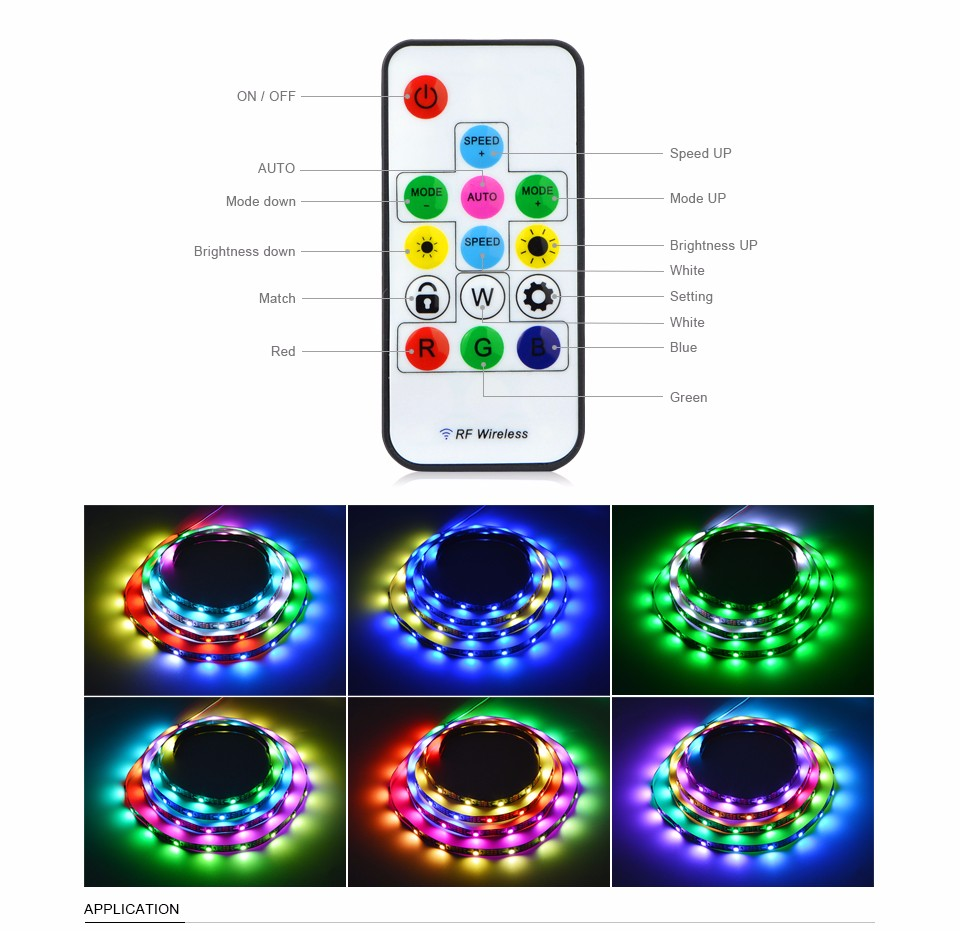 China Rgb Magic Wholesale Alibaba Dream Color Chasing Led Strip Wiring Diagram