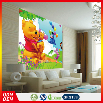 Animal Design Kids Room Wall Murals U0026 Theme Wallpaper Vinyl