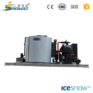 High quality factory Customized Voltage ice flake making machine