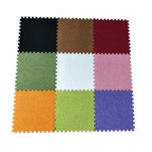 Eva Foam Interlocking Plush Carpet Puzzle Tiles Supplieranufacturers At Alibaba