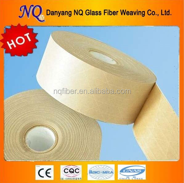 Factory supply 2016 box corner pasting adhesive kraft paper tape factory price
