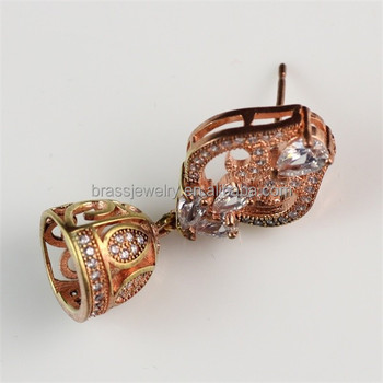 Indian Handmade South Indian Beautiful Jewelry Of India Rose Gold