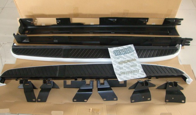 landrover range rover sport side step running board 2010