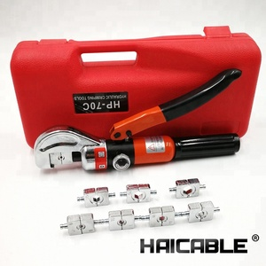 HP-70C Hydraulic steel wire rope crimping swaging tools