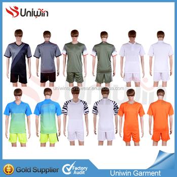 5c65df979 2016 Newest Blank Soccer Shirt