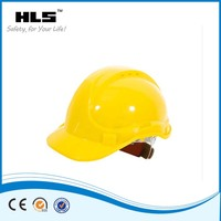 New Head Air Conditioned Hard Hat CE EN397 PE/ABS Material Safety Helmet