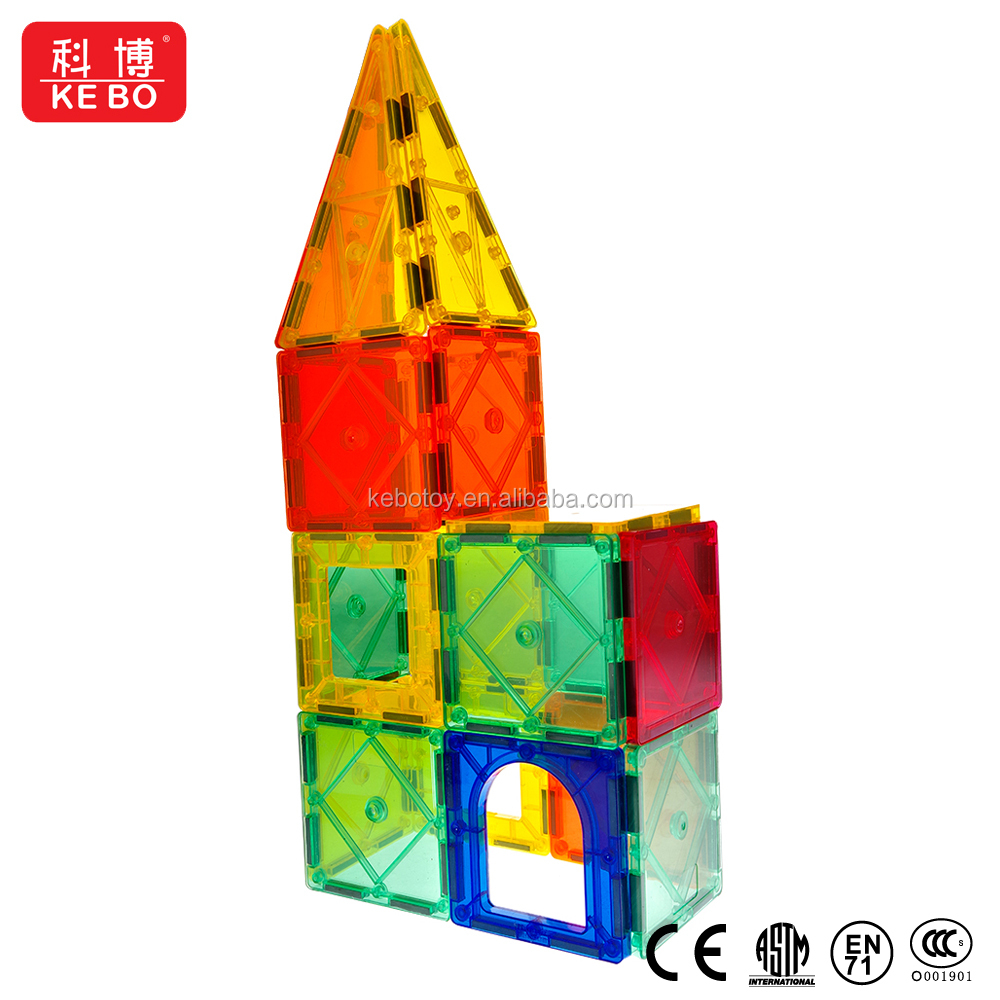 100 Pcs Magnet Tiles Clear Color Big Magnet For Kids - Buy Magna Tiles Toys,Magnetic  Tiles Toy,Magnetic Tiles Product on Alibaba.com
