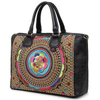 Fashion Women Evening Party Bag Clutch Bag,Ladies Designer Vietnam Embroidery Purse