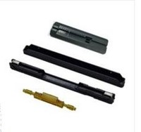 V-shape, groove highly repeated use mechanical splice method fiber optic mechanical splice
