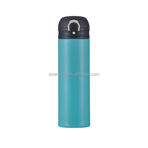 Everich 500ml 316 stainless steel water bottle