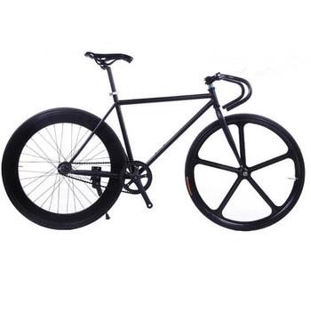All Black Road Bike Track Bike Race Bike Very Cool On The Road