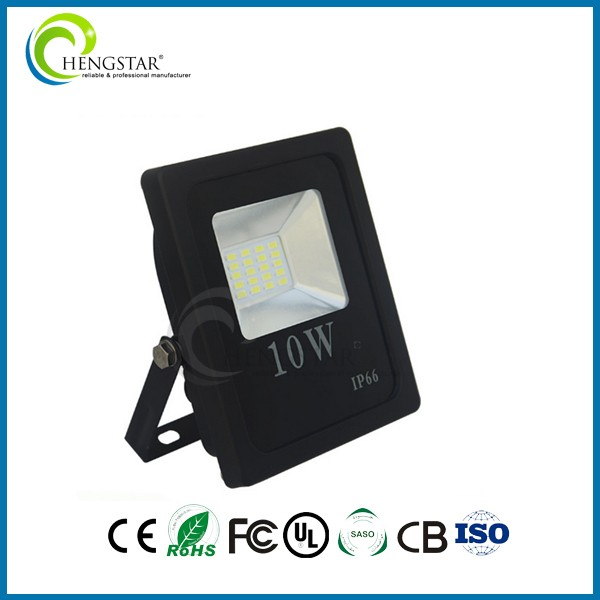 factory direct security christmas color changing outdoor led flood light ultra thin Garden Floodlights