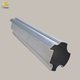 retractable awning parts and supplies aluminium profile for awnings tubes bars tracks