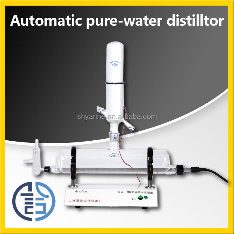 Sz-96 Distiller Water Price Cheap Glass Water Distiller