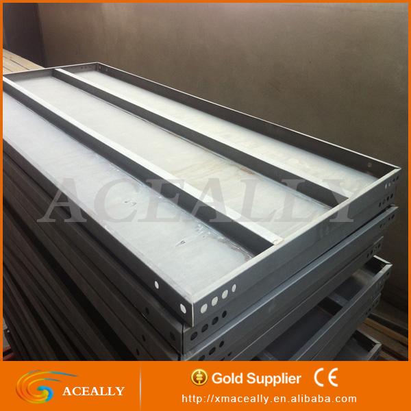 Warehouse Slotted Angle Iron Shelving System,Rivet Angle Shelving ...