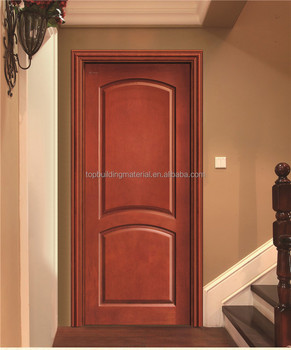 Custom interior door simple wood door design