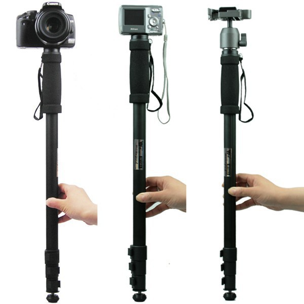 WT 1003 Mini Tripod Portable Professional Camera Monopod