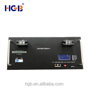 48V 50Ah HGB base station batteries with BMS energy storage LiFe PO4 battery