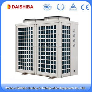 Air source heat pump used pool heater sale 35kw CE,SAA,C-tick