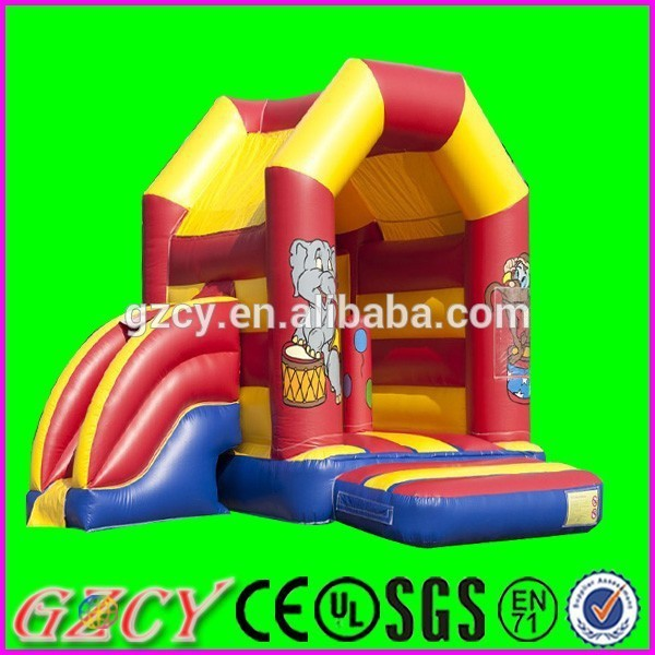 Inflatable Jumping Moonwalk CE Moonwalk With Blower