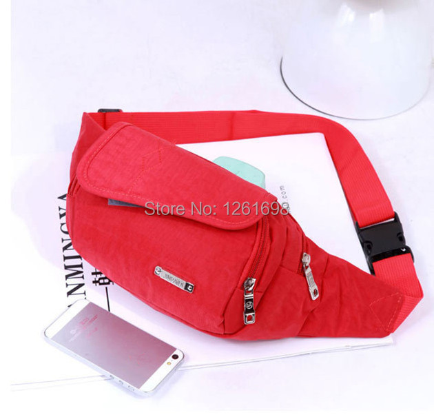 10 COLORS Unisex Fashion Design Female Waist Packs Small Casual Bag Women Shoulder Messenger Bags Outdoor Sport Bag Chest Pack
