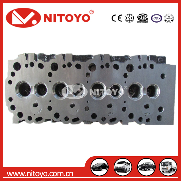 Nitoyo Engine Head For Toyota 3L Cylinder Head