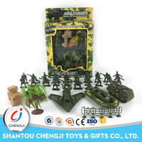 Special forces action figure cheap plastic set custom toy soldier