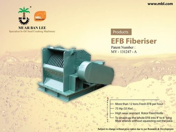 fiberizer machine