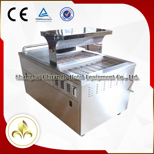 mobile charcoal bbq grill gas teppanyaki grill buy. Black Bedroom Furniture Sets. Home Design Ideas