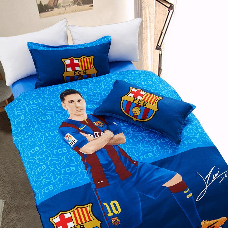 Popular Football Bed Sheets Buy Cheap Football Bed Sheets