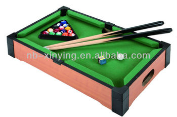 Tabletop Billiard Table/mini Table Games/tabletop Pool Table
