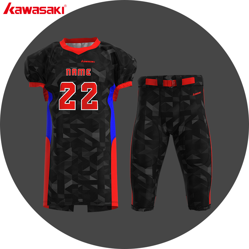 7045abf2d5c New Style Custom Made Sublimation American Football Jerseys And Pants With  Pads Wholesale 2019 - Buy Throwback American Football Jerseys,American  Football ...