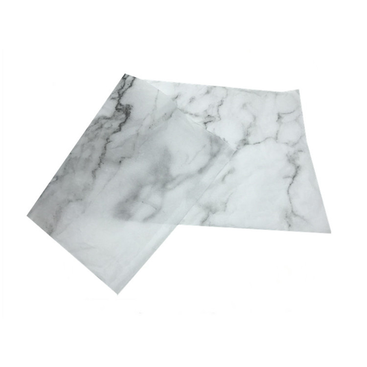 Custom printed marble tissue wrapping <strong>paper</strong> wholesale