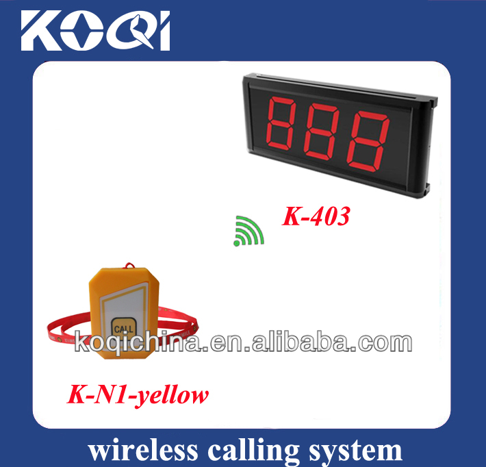 Elderly Call System K-403+N for hospital