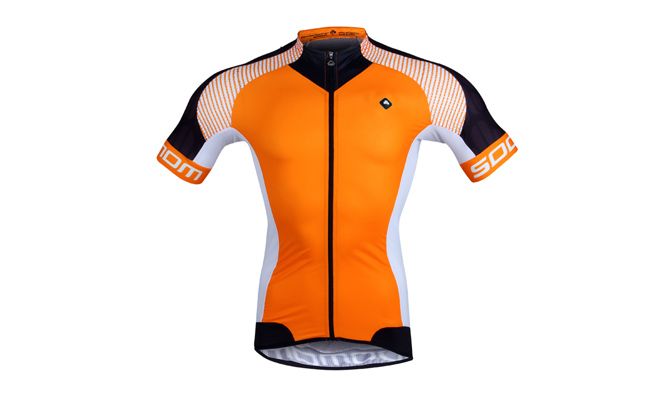 Soomom cycling jersey 2017 new sportswear light fabric jersey