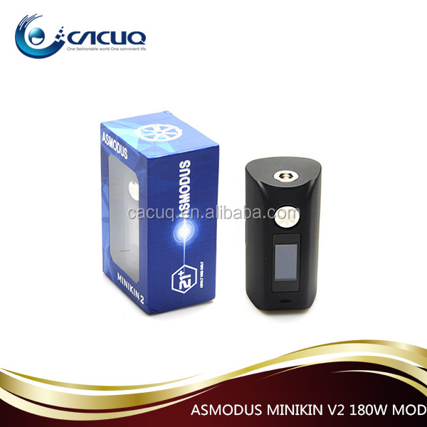 CACUQ offer Vapor mod Asmodus minikin V2 mod with wholesale price