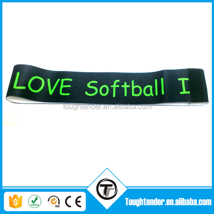 High Quality Non-slip Sports Headbands With Sublimation Printing Logo