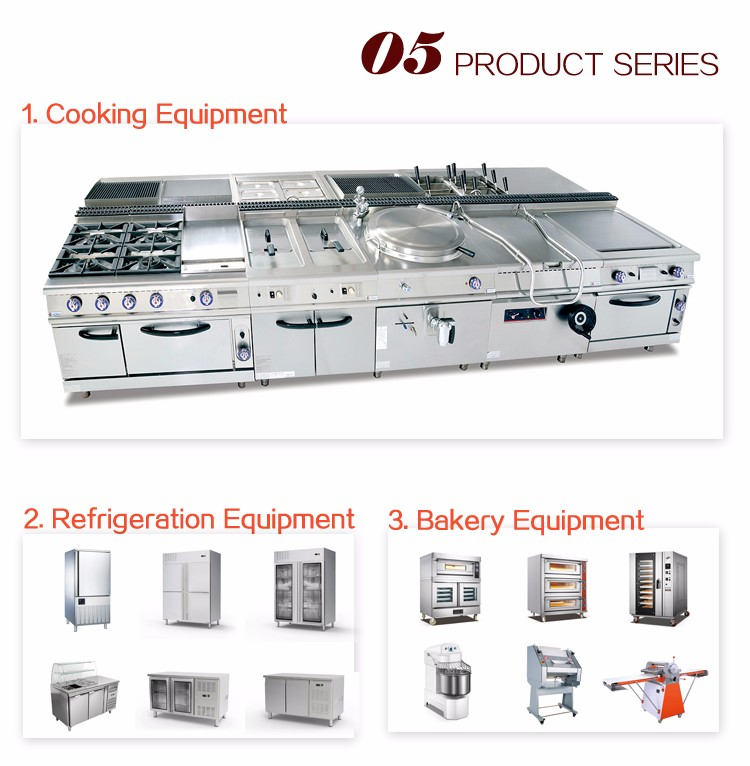 industrial quality stainless steel commercial hotel restaurant