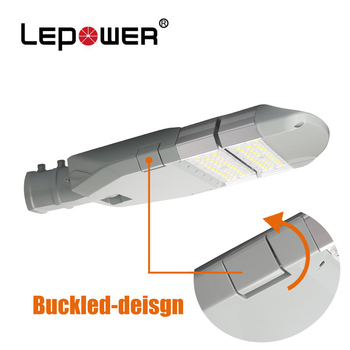 LEPOWER 100w parking lot light 170lm/w IP66 LED area light best sale in 2017